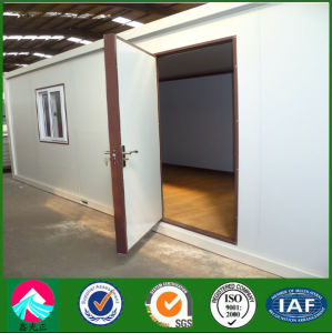 Sanwich Panel Steel Structure Container House pictures & photos
