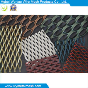 Diamond Hole Expanded Metal Sheet in China pictures & photos