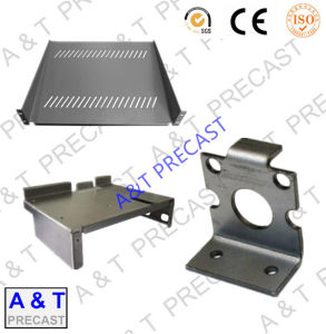 Sheet Metal Fabrication with Laser Cutting Bending Welding and Painting pictures & photos