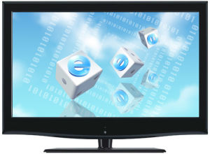 "26"" LED TV (E2602WY)"