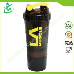 500ml BPA Free Spider Shaker Bottle, Shaker Bottle (SB5001) pictures & photos