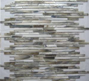 Random Strip Art Glass Mosaic Tile pictures & photos