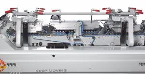 Xcs-800PC Lock Bottom Prefolding Gluing Machine pictures & photos