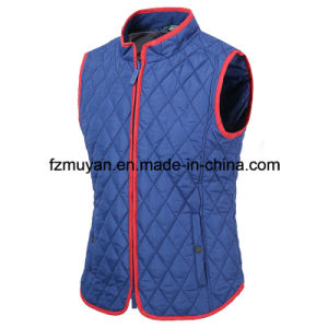 Sleeveless Soft Shell with Cotton Vest pictures & photos