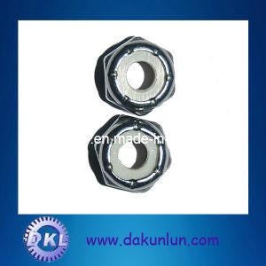 Stainless Steel Nylon Lock Nut (DKL-N006)