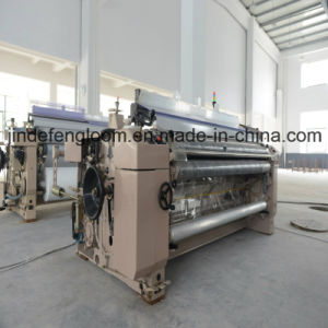 Jdf-408 Series Double Nozzle Water Jet Loom Weaving Machine pictures & photos