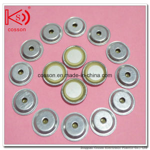 Wholesale Piezo Ceramic Element Round Piezoelectric Disc