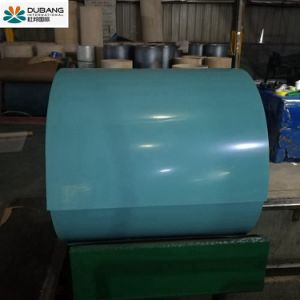 Ral6027 Color Coated Galvanized Steel Coil & PPGI pictures & photos