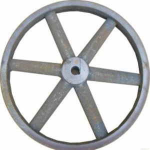 Custom Iron Cast Hand Wheel pictures & photos