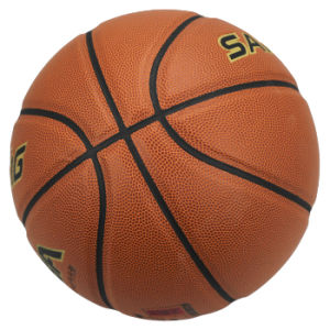 PU Laminated Basketball pictures & photos