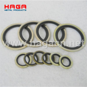 Rubber Matal Bonded Washers Metric Oil Seals pictures & photos