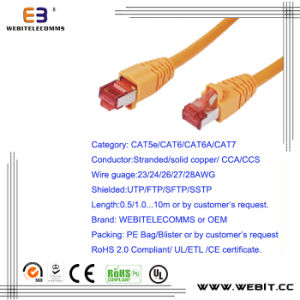 CAT6 Patch Cord/Patch Cable pictures & photos