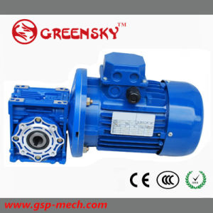 Nrv Nmrv Motovario Style Right Angle Worm Motor Gear Box pictures & photos