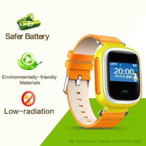Ios&Android Kids Smart GPS Tracker Watch with Pedometer Y5 pictures & photos