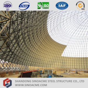 Large Span Space Frame Structure for Coal Storage pictures & photos