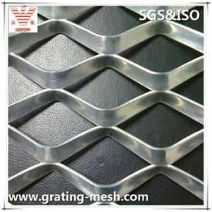Aluminum Expanded Mesh/ Expanded Metal with ISO SGS