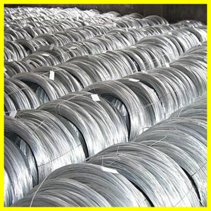 Gi Iron Wire Factory pictures & photos