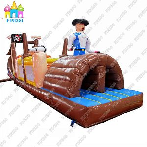 Specially Designed Cheap PVC Inflatable Obstacle Course for Sale pictures & photos