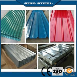 0.40*914 Prepainted Steel PPGI Corrugated Roofing Sheet pictures & photos