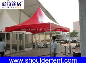 2016 Small Multi Colors Spring Gazebo Tent pictures & photos