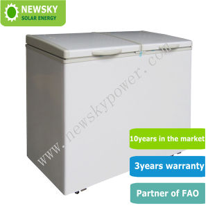 China Factory Price Solar Power Deep Refrigertator Solar Freezer pictures & photos
