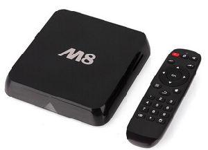 2015 M8 Android TV Box Kodi Amlogic S802 Quad Core 2.0GHz with 2g RAM 8g ROM HD 4k*2k IPTV Set Top Box