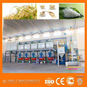 Full Automatic Complete Sets Rice Mill Machine pictures & photos