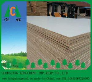 E1 Grade HPL Laminated Plywood pictures & photos