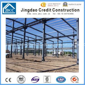 Prefab Shed Storage Steel Structure Warehouse pictures & photos