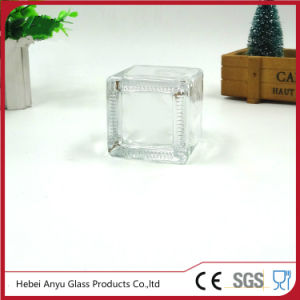 Wholsale 100ml Cylinder Reed Diffuser Glass Bottle with Gold Aluminum Cap pictures & photos