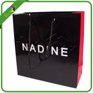 Luxury Custom Printed Kraft Paper Shopping Packaging Carrier Gift Paper Bags for Packing with Handles pictures & photos