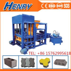 Qt4-25 Block Machine Cement Brick Making Machine Price in India pictures & photos