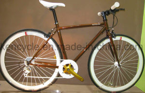 700c 8 Speed Cr-Mo Steel Fixed Gear Bike /Versatile Road Bike for Adult Bike and Student/Road Racing Bike/Lifestyle Bike pictures & photos