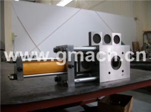 Continuous Screen Changer with Four Plates Circulation for Pet Strap Extrusion Machine pictures & photos