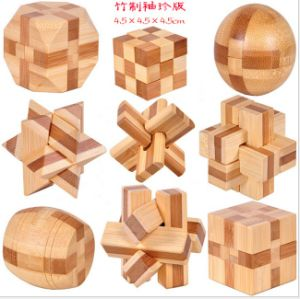 Factory Wholesale Directly Wood Intelligence Puzzle
