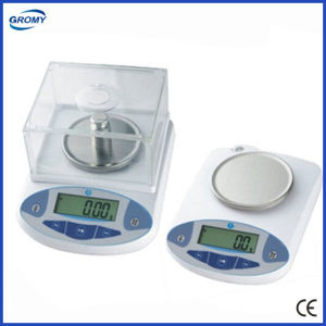 0.0001g Digital Scale Economical Balance pictures & photos