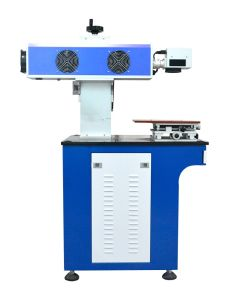 Laser Marking Machine on The Engraving Machine pictures & photos