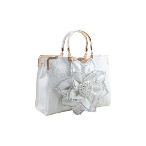 Beautiful Flower Handbags with Custom Printed pictures & photos