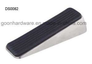 Zinc Door Stopper with Rubber Ds0020 pictures & photos