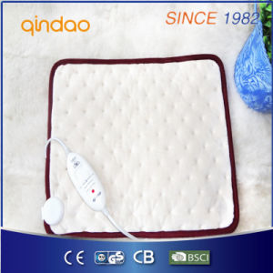 Fleece Washable Electric Heating Pad with Timer pictures & photos