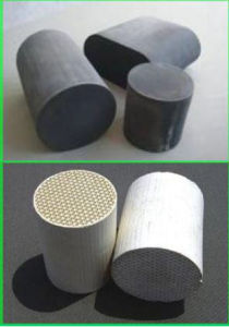 Ceramic Silicon Carbide Diesel Particulate Filter Sic DPF Honeycomb Ceramic pictures & photos