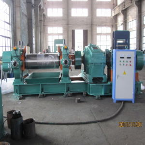 Xk-660b Two Roll Mixing Mill/Rubber Machinery/Rubber Open Mixing pictures & photos