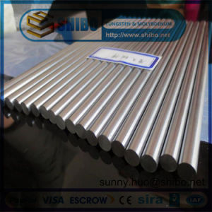 High Purity Polished Tzm Rod, Tzm Bar pictures & photos