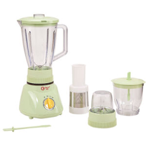 1600ml Plastic Jar High Speed Fruit Smoothie Maker Manufactory Kd313A pictures & photos