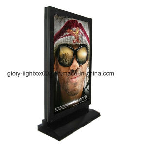 OEM Mupi Advertising Aluminum Light Box pictures & photos