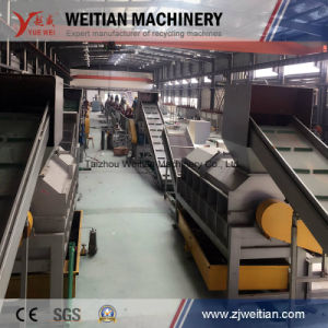 Ce PP/PE Dry Film Plastic Recycling Machine pictures & photos