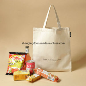 Eating Food Carring Silk Screen Printing Bamboo Bag pictures & photos