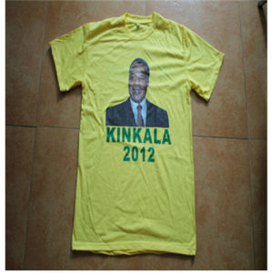Customized Promotional Political Cheap Election Campaign T-Shirts pictures & photos