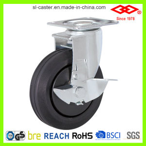 Caster Wheel for Cart (P109-34F150X38ZL) pictures & photos