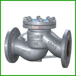 Lift Type Flange Check Valve-H41h pictures & photos